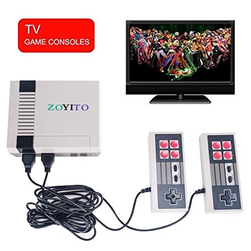 Clásico juego Consola Retro Mini versión 620 Classic Games Retro Classic blanco y...