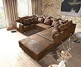 DELIFE Couch Clovis Wohnlandschaft Modulsofa