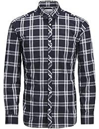 JACK   JONES Herren Freizeit-Hemd JcoThomas Shirt Kariert Karo-Muster  Slim-Fit f5b5984cdf