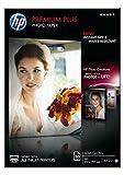 HP CR673A Premium Plus Semi-Gloss Photo Papier 1er-Pack 300 g / m2 A4, 20 Blatt, weiß