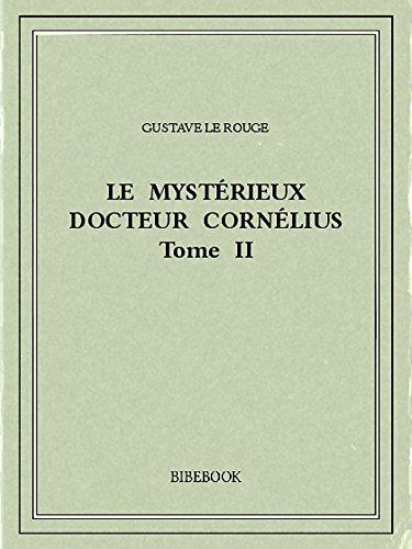 Couverture du livre Le mystérieux docteur Cornélius 2