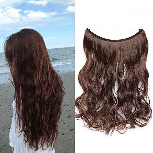 Extensión cabello hilo invisible 50 cm largo Banda