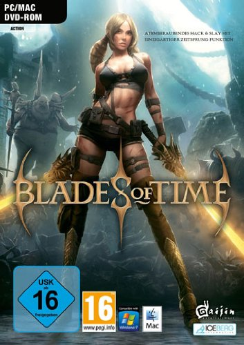 Blades of Time - Time Of Blades