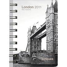 London 2011. Taschenkalender Deluxe