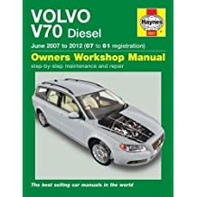 Volvo V70 Diesel: (June 07 - 12) 07 to 61
