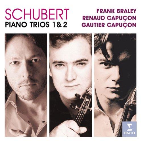 Trio for Piano, Violin & Cello No.1 in Bb Major, Op.99 D898: Allegro moderato