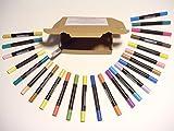P + B–Delta Lot de 24surligneurs de dms24: édition spéciale–Power couleurs–Plus 1blender offert–Dans Étui kartion