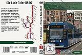 Führerstandmitfahrt in Rostock - Linie 3