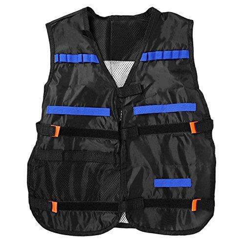 Generic New Vest Kit For Nerf N-strike Elite Games-Black