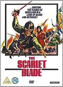 The Scarlet Blade [DVD]