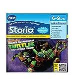 Vtech - 231305 - Storio 2 et générations suivantes - Jeu éducatif - Turtles les...