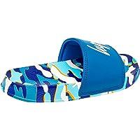 Hype Blueline Camo Kids Sliders