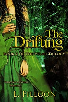 The Drifting (The Velesi Trilogy Book 2) (English Edition) di [Filloon, L.]