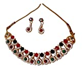 Jewellery Expert Rani Necklace Set With ...