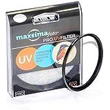 Maxsima Filtre de protection UV pour Fujifilm X-S1 Superzoom avec objectif Fujinon Super EBC 6,1-158,6 mm f/2,8-5,6 62 mm