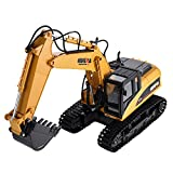 Befied Professionaler Bagger Outdoor Spielzeug Kinder Traktor Digger Ferngesteuerter Truck Schaufelbagger Maxi-Digger (TYP1)