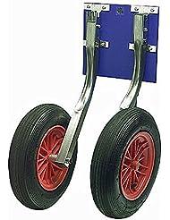 klappbare Schlauchboot Slipräder - Traglast bis 240 kg