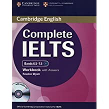 Complete IELTS Bands 6.5-7.5 Workbook with Answers with Audio CD (Cambridge English)