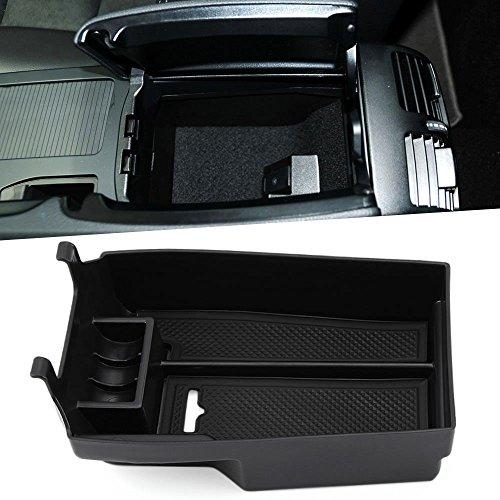 Aufbewahrungsbox Organizer Mittelkonsole, für Armlehne C-Klasse W204 2008-2014 Automatik (W204 Mercedes)