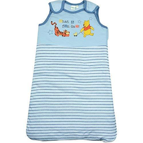 Winnie The Pooh - Baby Schlafsack Pooh & Tigger, blau, Gr. 90