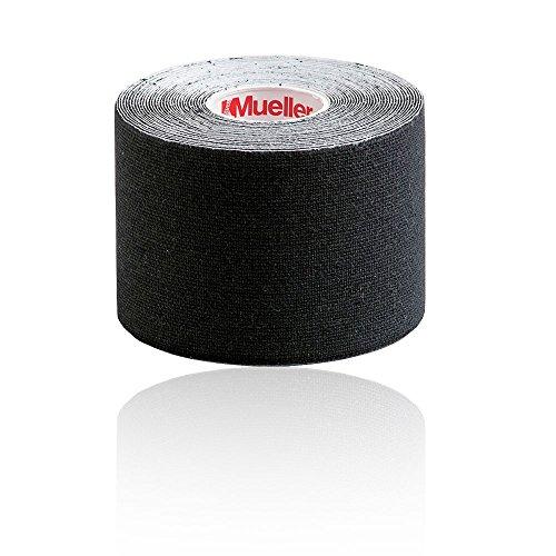 Mueller Kinesiology Sport-Tape, 5cm x 5m, Farbe: schwarz