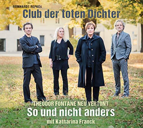 Club der toten Dichter So und nicht anders: Theodor Fontane (Tote Coole)