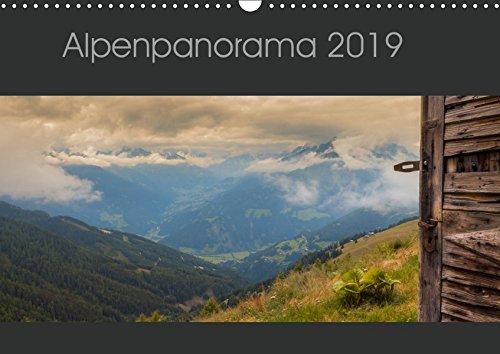 Alpenpanorama 2019 (Wandkalender 2019 DIN A3 quer): Osttirol Impressionen (Monatskalender, 14 Seiten ) (CALVENDO Natur)