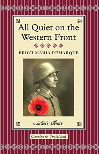 All Quiet on the Western Front (Collector's Library) by Erich Maria Remarque(1905-07-04)