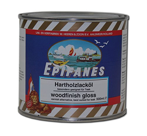 Epifanes Hartholzlacköl 500ml E1-5 (Lack Epifanes)