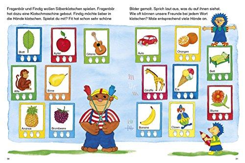 Fragenbär Vorschule: Buchstabenspiele und erstes Schreiben (Lerne mehr mit Fragenbär) - 8