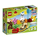 #3: Lego Family Pets, Multi Color