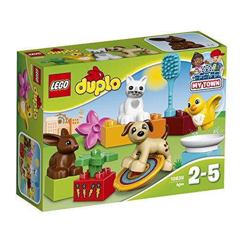 LEGO DUPLO 10838 - Haustiere