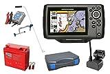 Humminbird Helix 5 CHIRP GPS G2 Echolot (83/200 kHz) Portabel-Set XXL-2