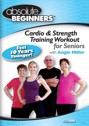 Absolute Beginners - Cardio & Strength Training Workout for Seniors by Angie Miller