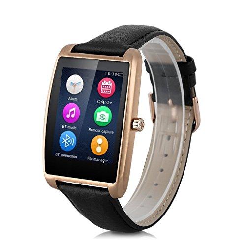 Zeblaze Cosmo - Reloj Inteligente SmartWatch (IP65, Podometro, Ritmo Cardíaco, Notificador, Multi-Sincronización,...