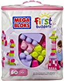 Mega Bloks Buildable Bag, 60 Pieces