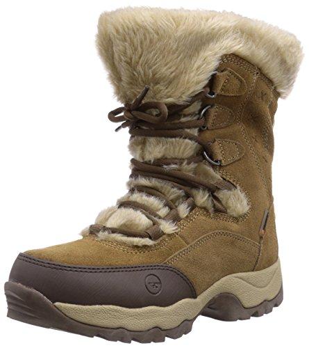 Hi-Tec St. Moritz 200 WP II W' Damen Trekking- & Wanderstiefel Braun (Brown/Cream)