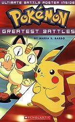 Pokemon Greatest Battles