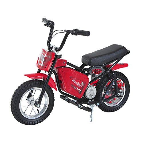 #Homcom® Homcom® Kinder Motorrad Elektromotorrad Kinderfahrzeug Kindermotorrad mit Gasgriff 21km/h 250/350W rot (Modell1/ 250W)#
