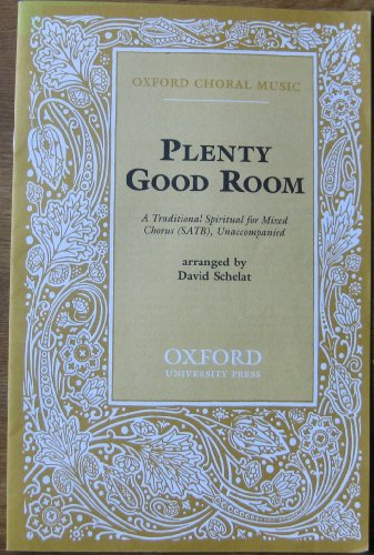 plenty-good-room-vocal-score