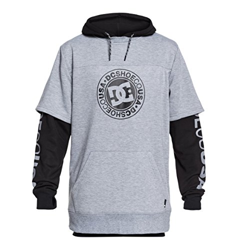 DC Shoes Dryden - Technical Hoodie for Men - Funktioneller Hoodie - Männer