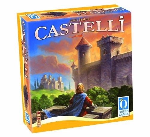 Queen Games Castelli Junta Juego