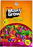 Best Plant Foods - Ratanshi Maxi Grow Water Soluble Powdered Plant Food Review