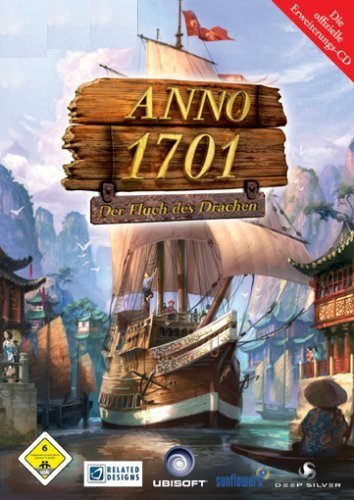 ANNO 1701: Der Fluch des Drachen Add-on [Download]