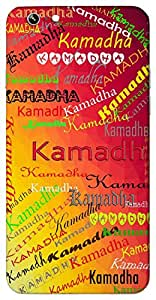 Kamadha (Popular Girl Name) Name & Sign Printed All over customize & Personalized!! Protective back cover for your Smart Phone : Samsung Galaxy A-7