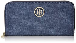 Tommy Hilfiger Liro Womens Wallet (Navy)