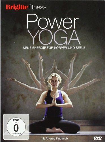 Brigitte Fitness – Power Yoga: Neue Energie für Körper und Seele