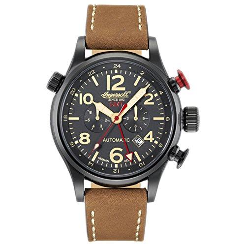 Ingersoll Herren-Armbanduhr IN3218BBK