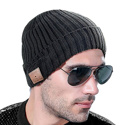 VLOXO Bluetooth 4.1 Beanie Hat W...
