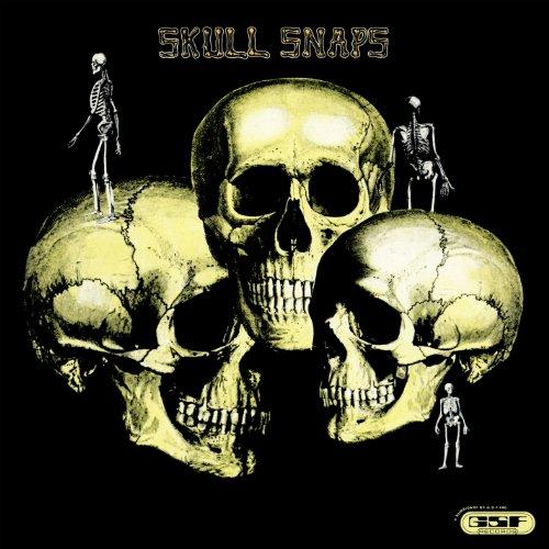 Black Skull Snap (Skull Snaps)